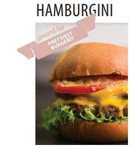 Hamburgini the Best Burger in Riyadh 2013